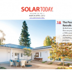 Passivworks makes cover of Solar Today magazine