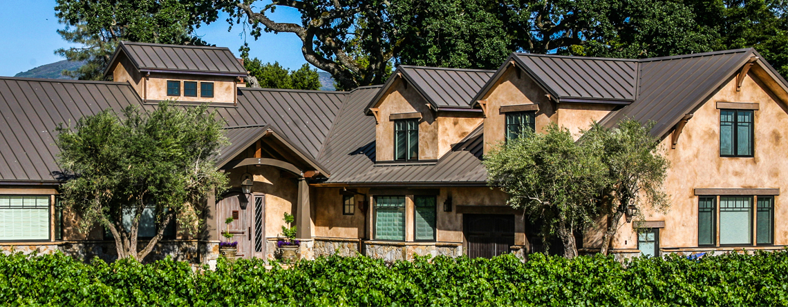Napa & Sonoma Custom Home Builder